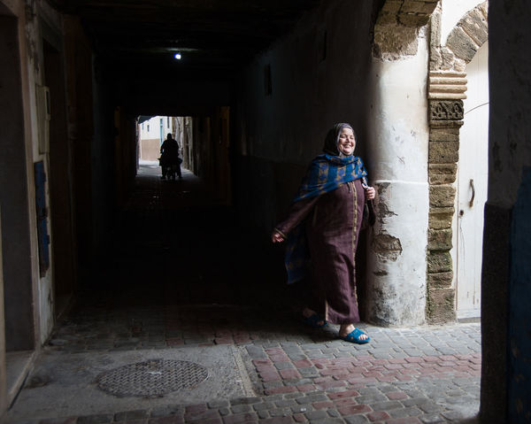 Joy Maroc One Person One Woman Only People Souks