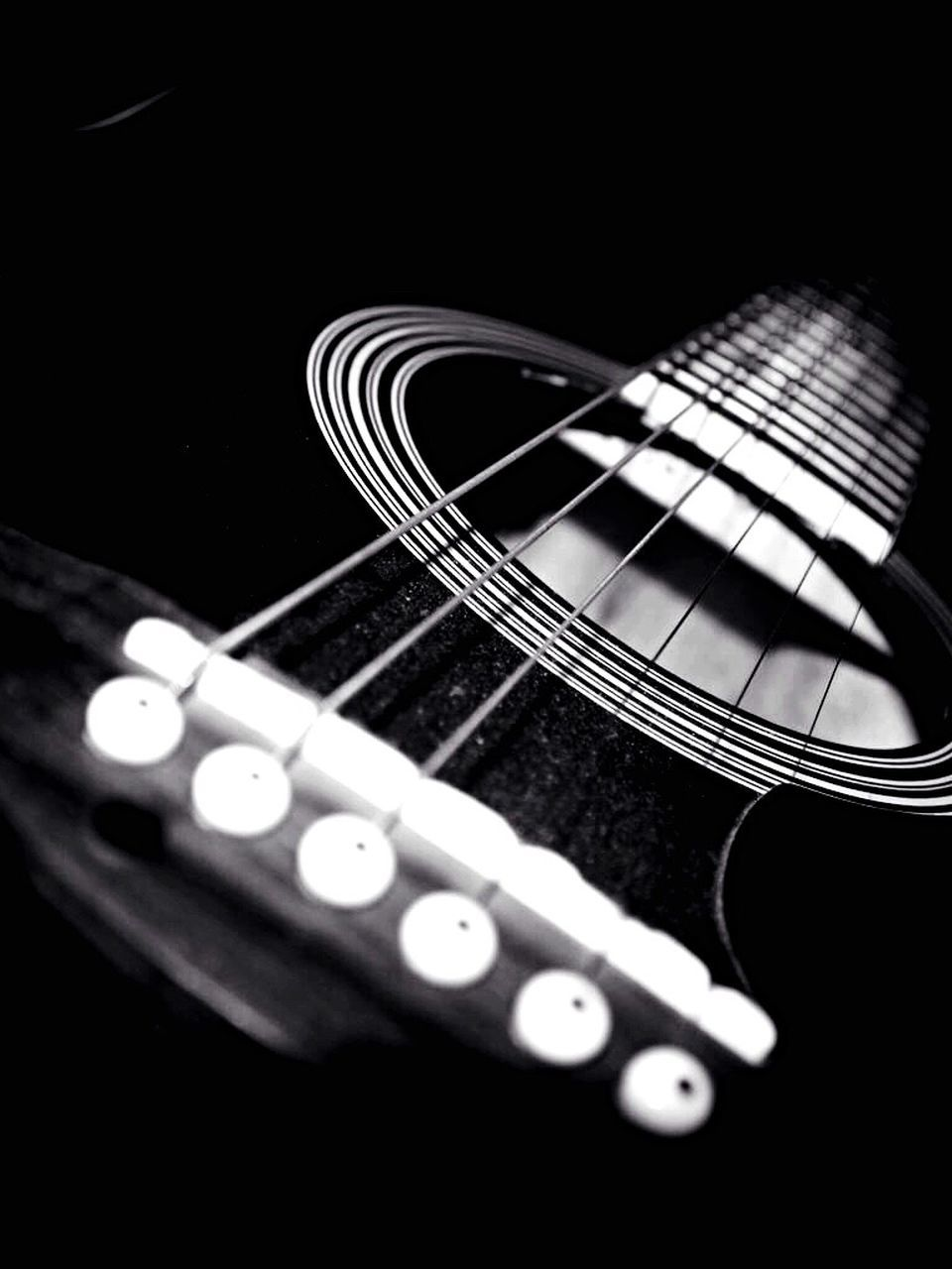 music, musical instrument, musical instrument string, guitar, arts culture and entertainment, musical equipment, fretboard, woodwind instrument, black background, string instrument, acoustic guitar, still life, close-up, no people, indoors, studio shot, classical music