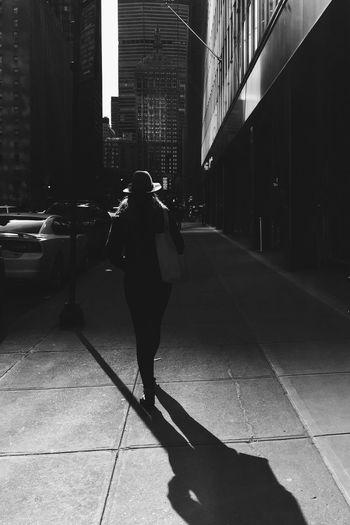 Nightlife Nightphotography Walking NYC Street Photography NYC Photography Nycstreetphotography NYC NYC Street NYC LIFE ♥ Nyclife People Watching Park Avenue Shadow Light And Shadow Blackandwhite Photography Black & White Black And White Blackandwhite