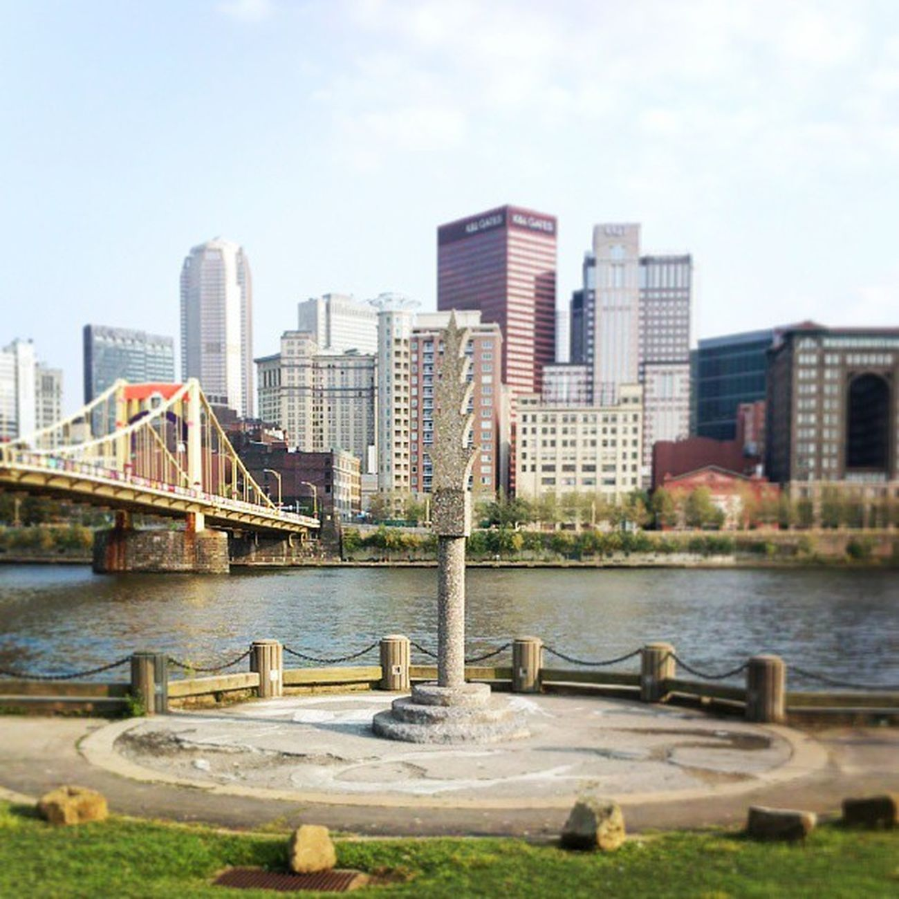 Downtown Downtown Pittsburgh Pittsburgh Cityscapes Cityscape City