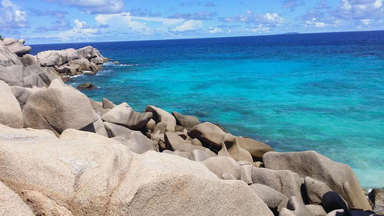 Anse Marron Seychellesisland Wildnature Indianocean Nofilters Natural Wondering La Digue Clearwater Jungle Creole Indianocean Mytrip Earth Heart