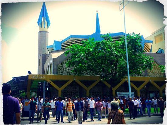 Masjid Kasem Mosque Islam Friday Prayer