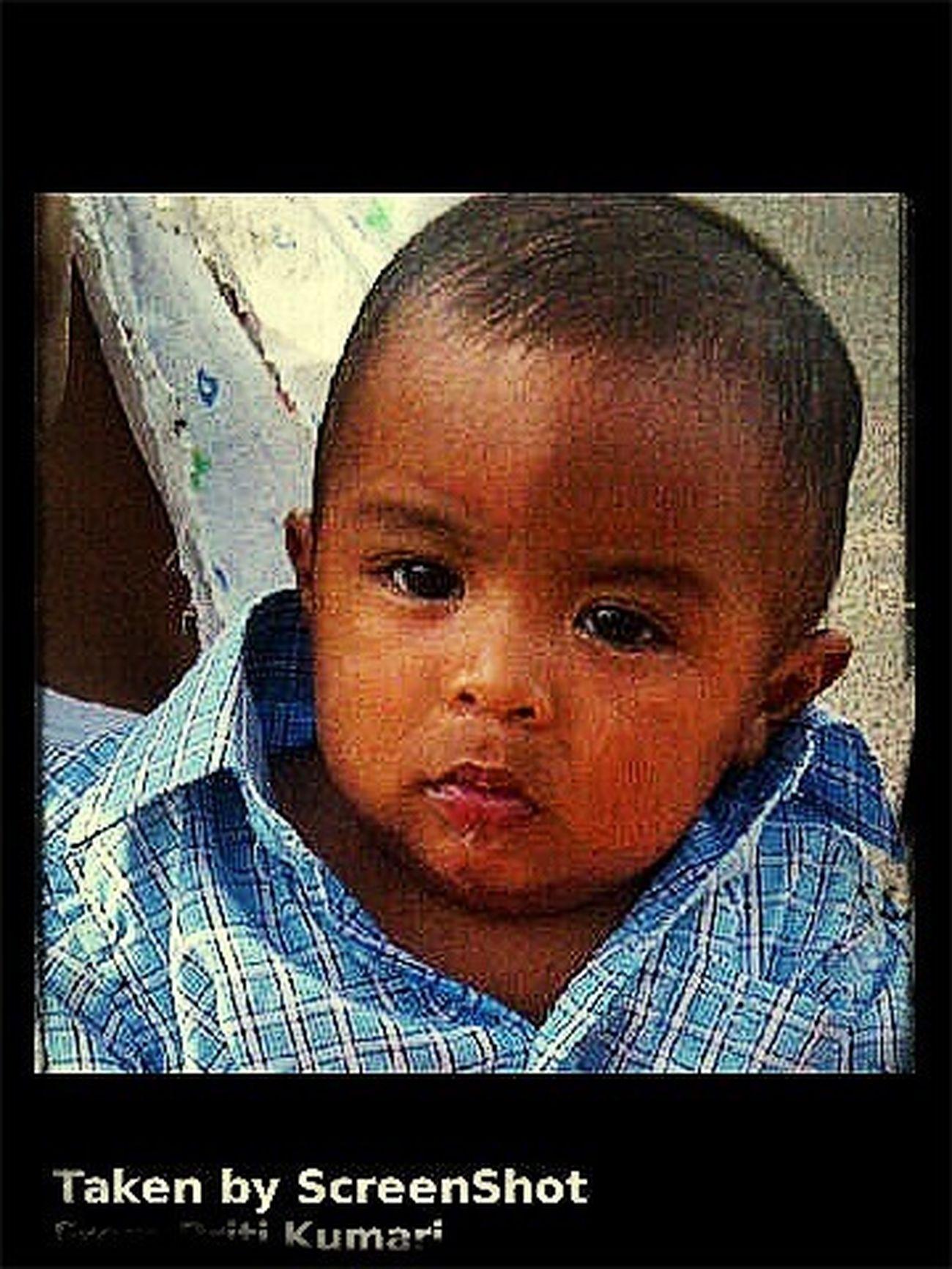 mi hermoso nieto