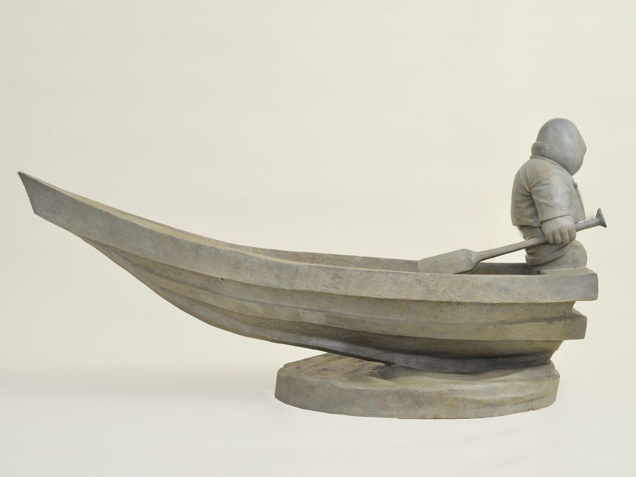 Sculpture Escultura ArtWork Arte Rodrigodelasierra obra lo que quedó en el camino Art Sculptures