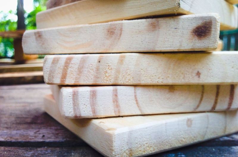 You Name It Stack Wood - Material No People Close-up Focus On Foreground Table Day Indoors  Food Freshness