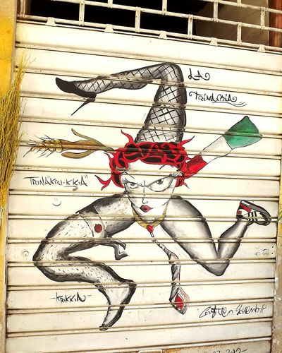 Sicilia Sicily Sicily ❤️❤️❤️ Street Photography Street Art Art Creativity Trinacria Italia Italy Neighborhood Map Place Of Heart