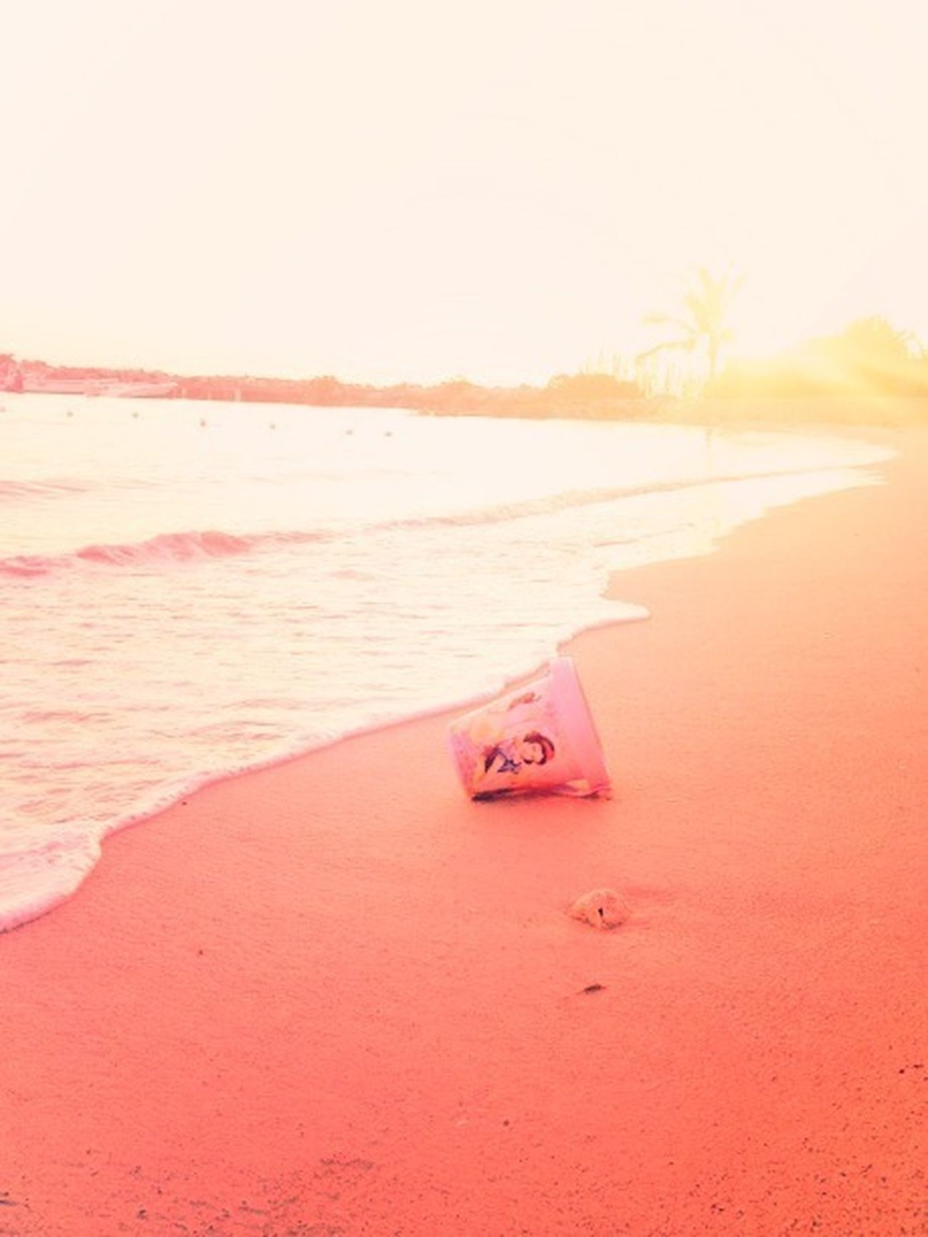 Pixie dust beach Beach Pink Water_collection Eye4photography