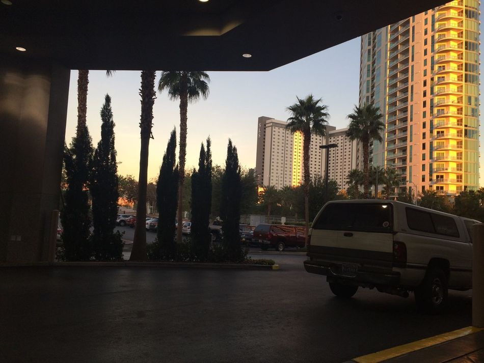 Sunrise Las Vegas Early Start Streetphotography