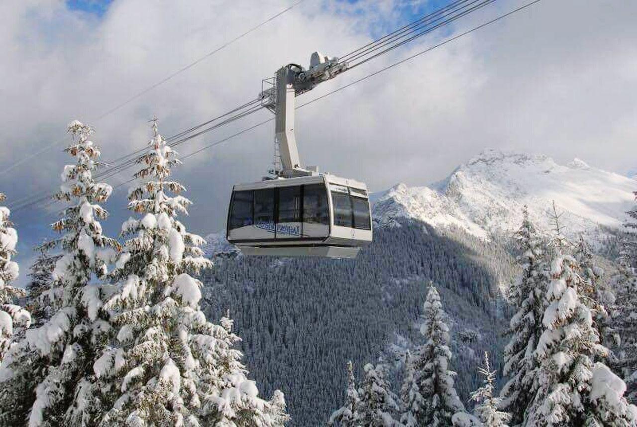 Winter Snow Tree Cold Temperature Deep Snow Nature Cloud - Sky Outdoors Sky Day Zakopane, Poland Cable Car