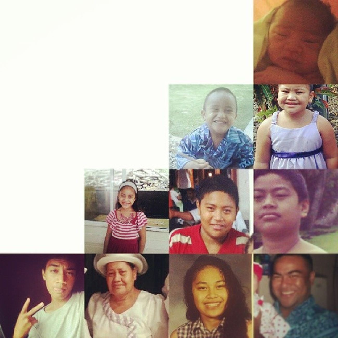 ;Our Family Square Tree I Made. our family never gives up smiling. ;Fuiava-TipotI Family Pack. Myfamily MyMainOne OurSmileNeverFail