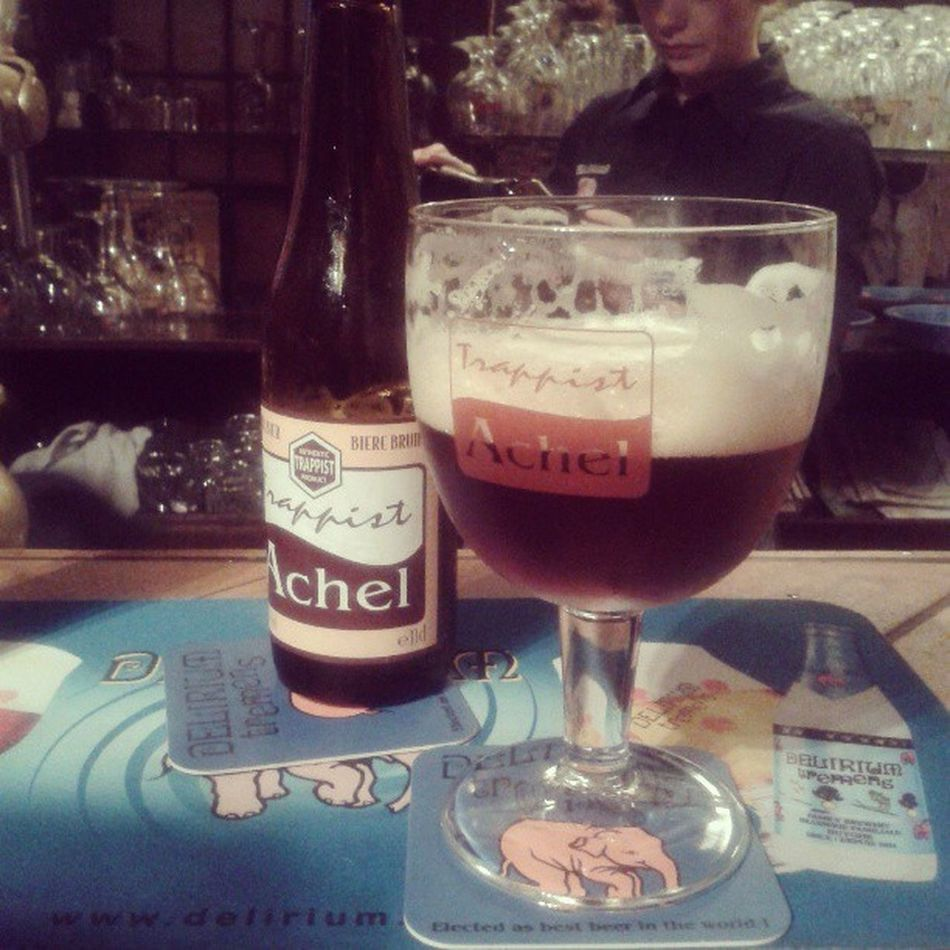 Trappist Bruges Brugge Achelbruin