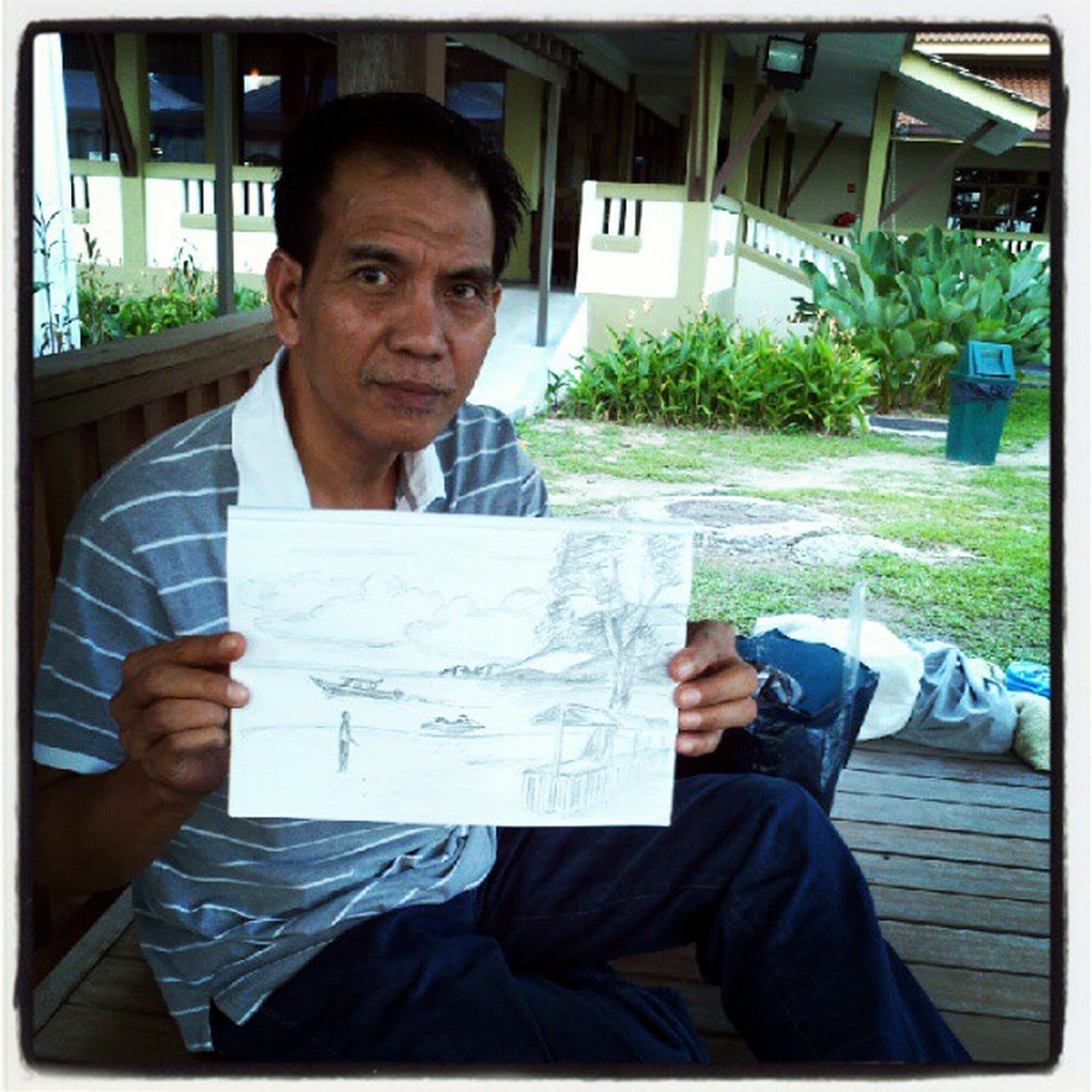 My lovely dad. Drawing Talent Art Artsporn sketch igers igersmy iphonesia instagood instanice iphonography instagramhub instagramhi all_shots 10likes 20likes 100likes