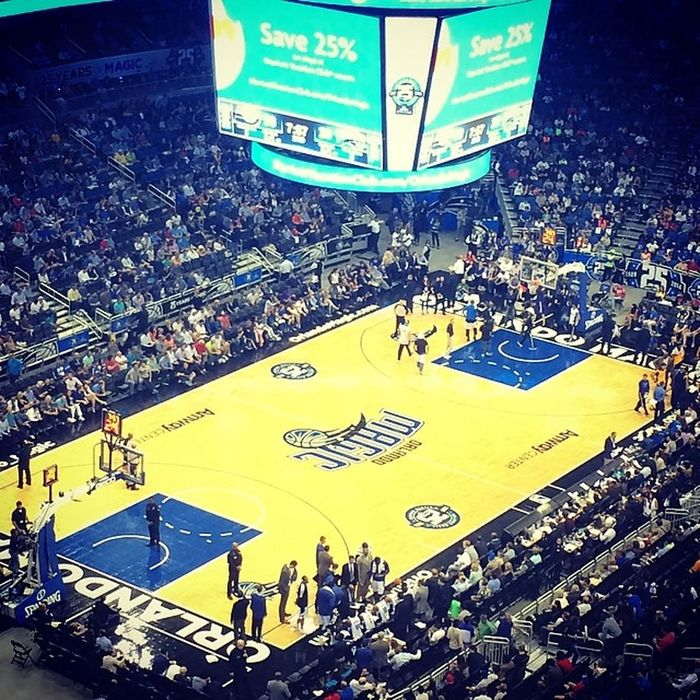 ORL - IND AmwayCenter