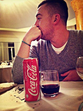 Si Beve Coca Cola Sta Sera Scatassi!!! =)