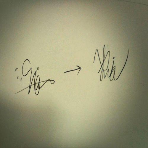 My Signature ovo