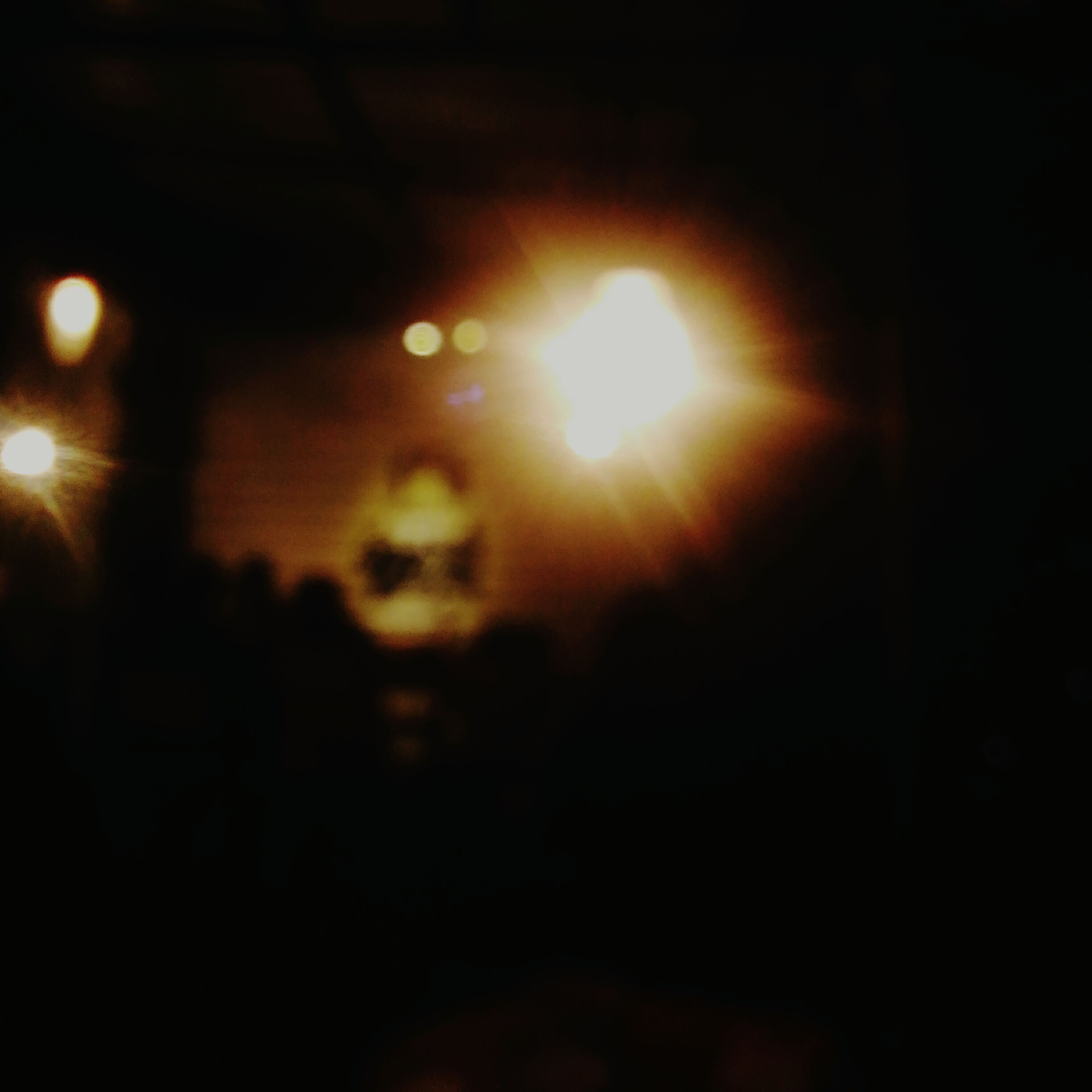 Illuminated Lights Lamp