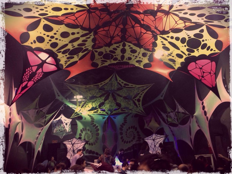 Las Dalias Psychedelic Ibiza Ibizastyle