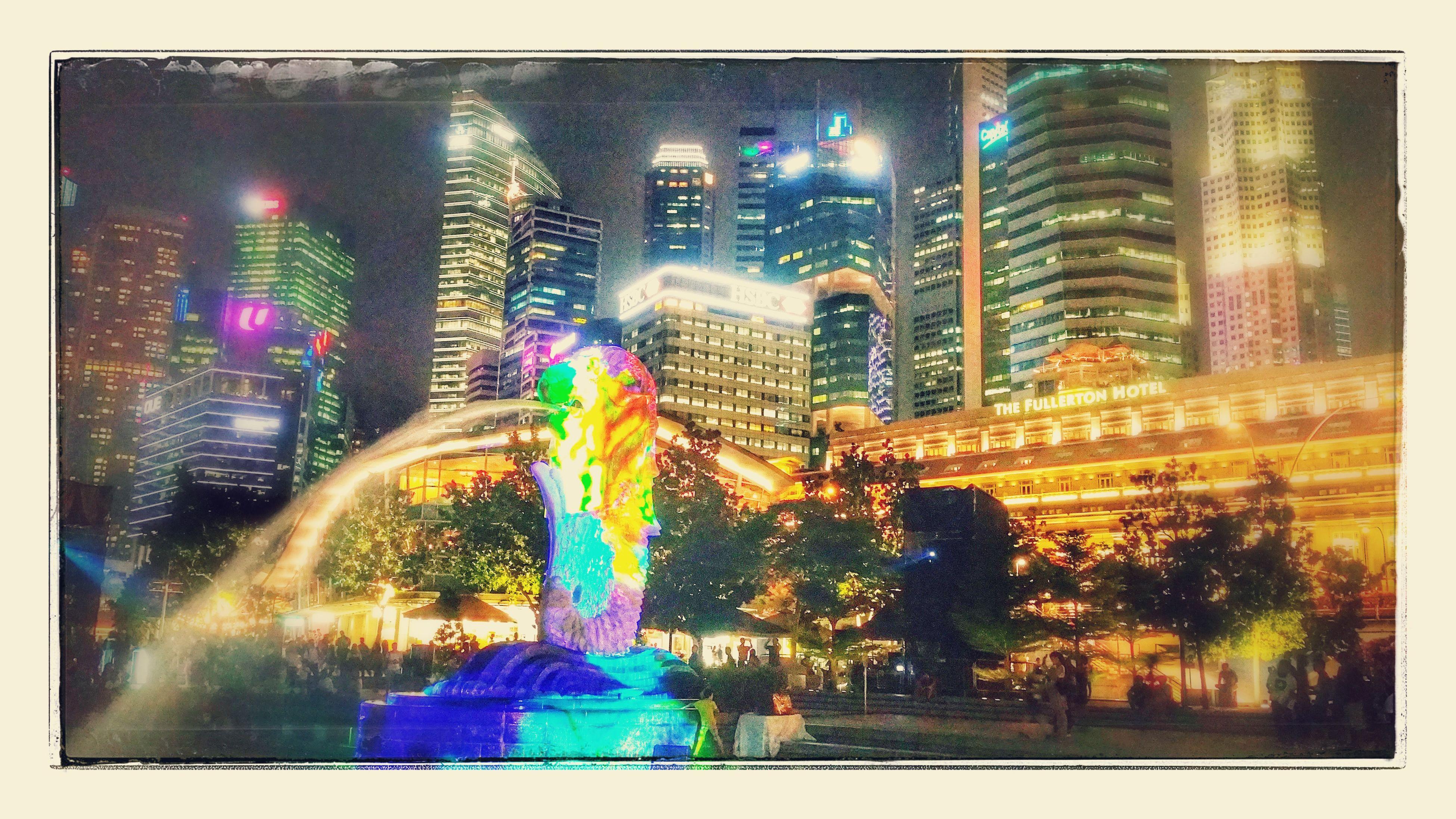illuminated, no people, skyscraper, technology, architecture, urban skyline, outdoors, night