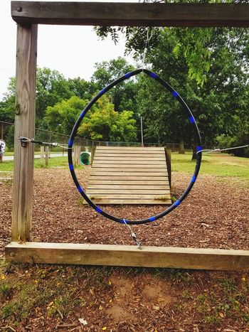 Playground Tree Playground Outdoor Play Equipment Outdoors Park - Man Made Space Childhood Day No People Grass Court Nature Sky