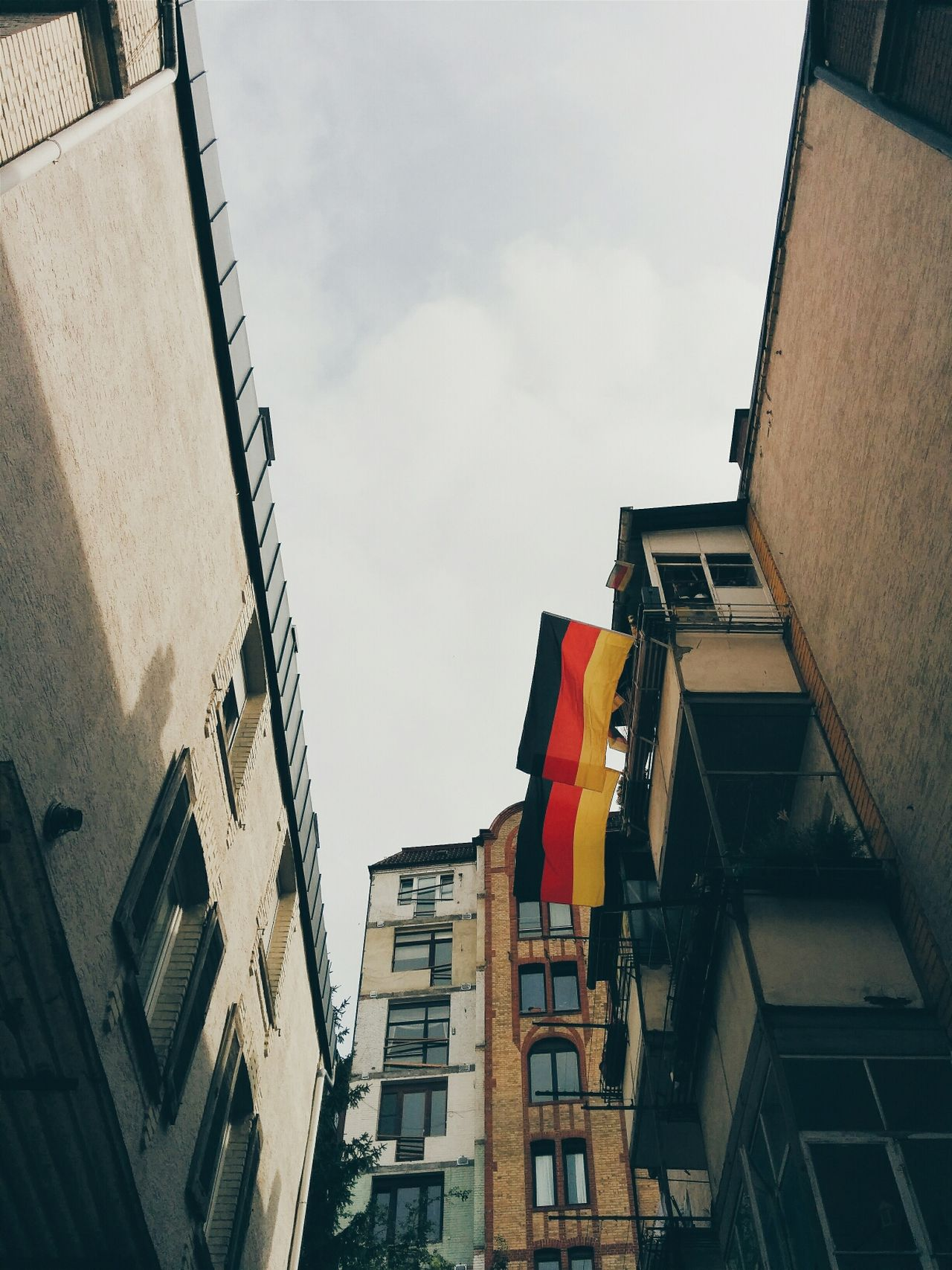 Go Germany, Go! Backyard Vscocam Balcony Germany