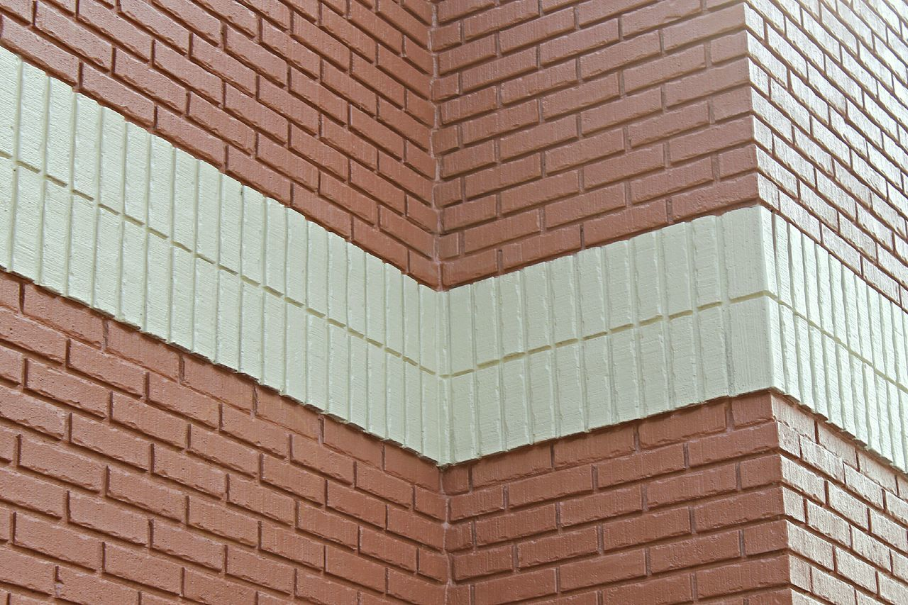Redbricks Whitebrick Horizontal Lines Vertical Angles