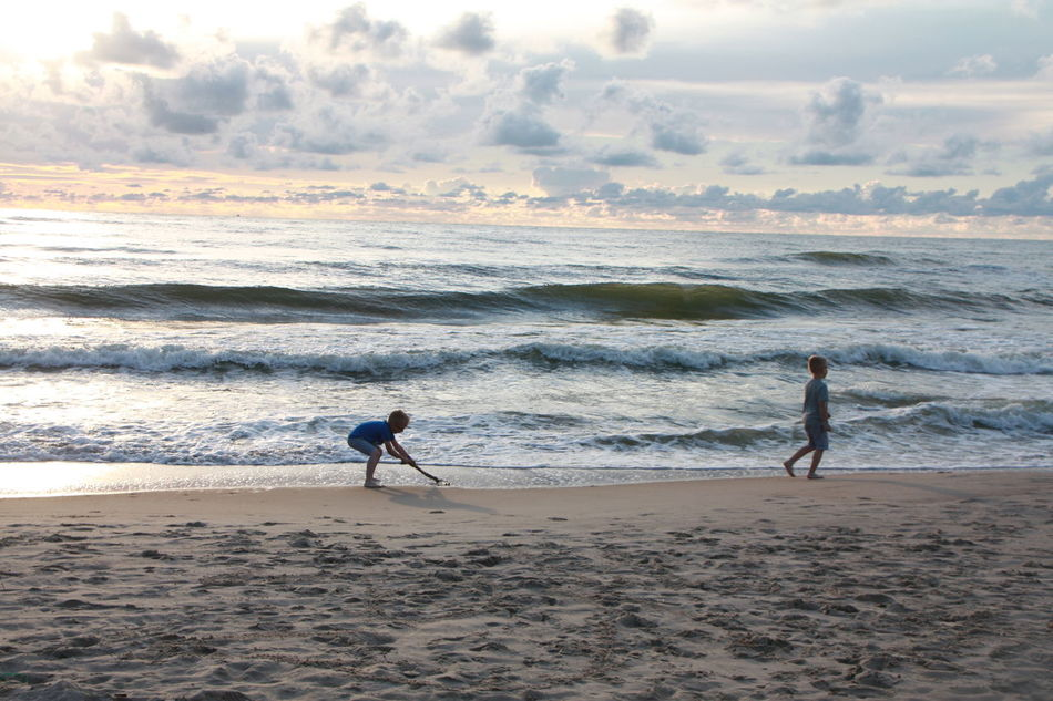 Beautiful stock photos of candid,  8-9 Years,  Beach,  Beauty In Nature,  Boys
