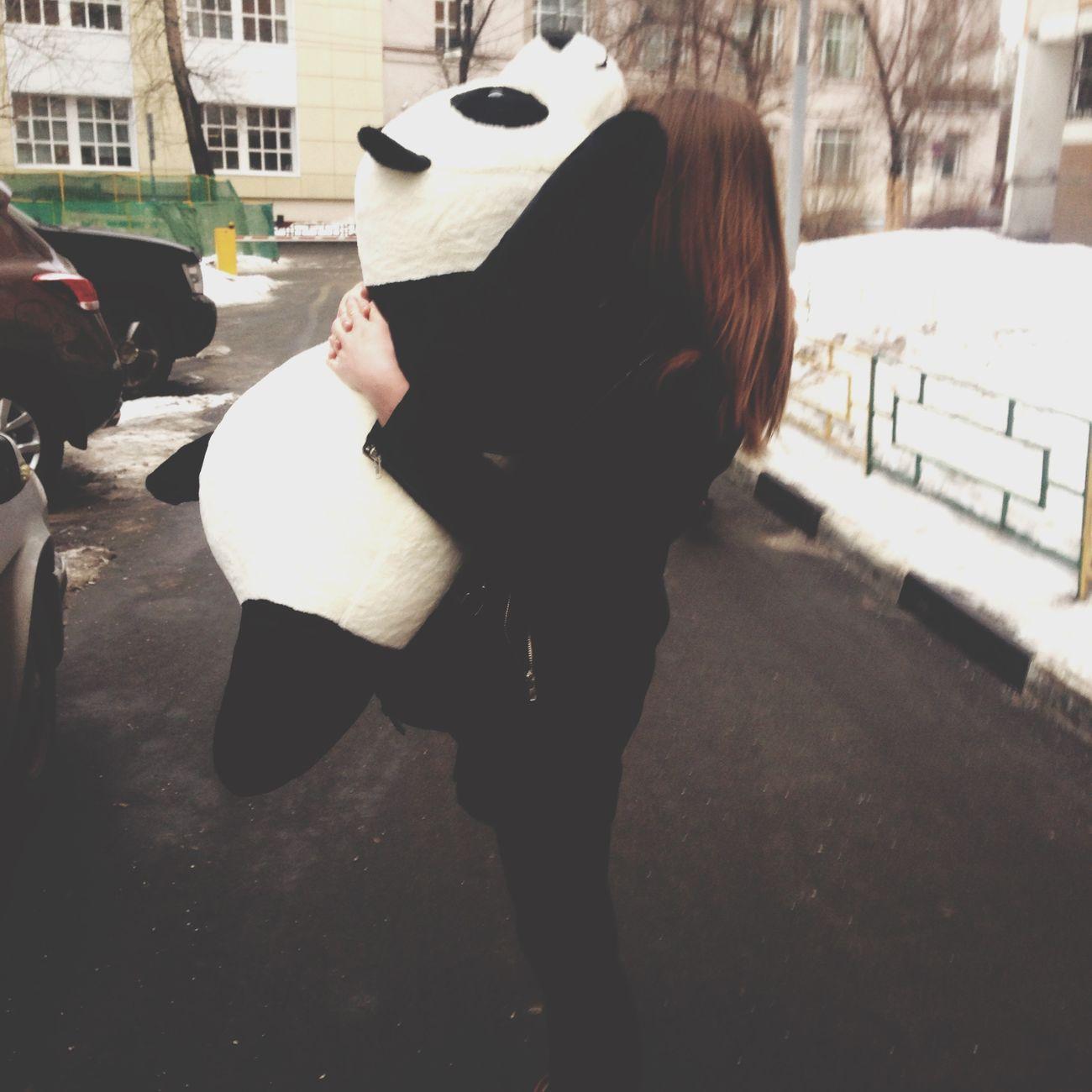 My Girl панда Panda Today's Hot Look