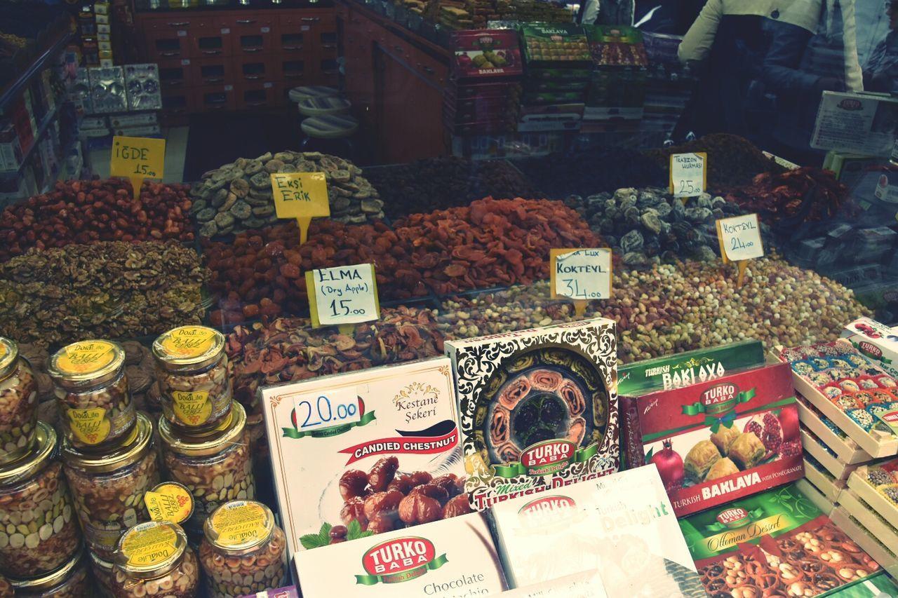 Istanbul Bazar Bazar De Las Especias Istanbul Turkey Estambul Streetphotography