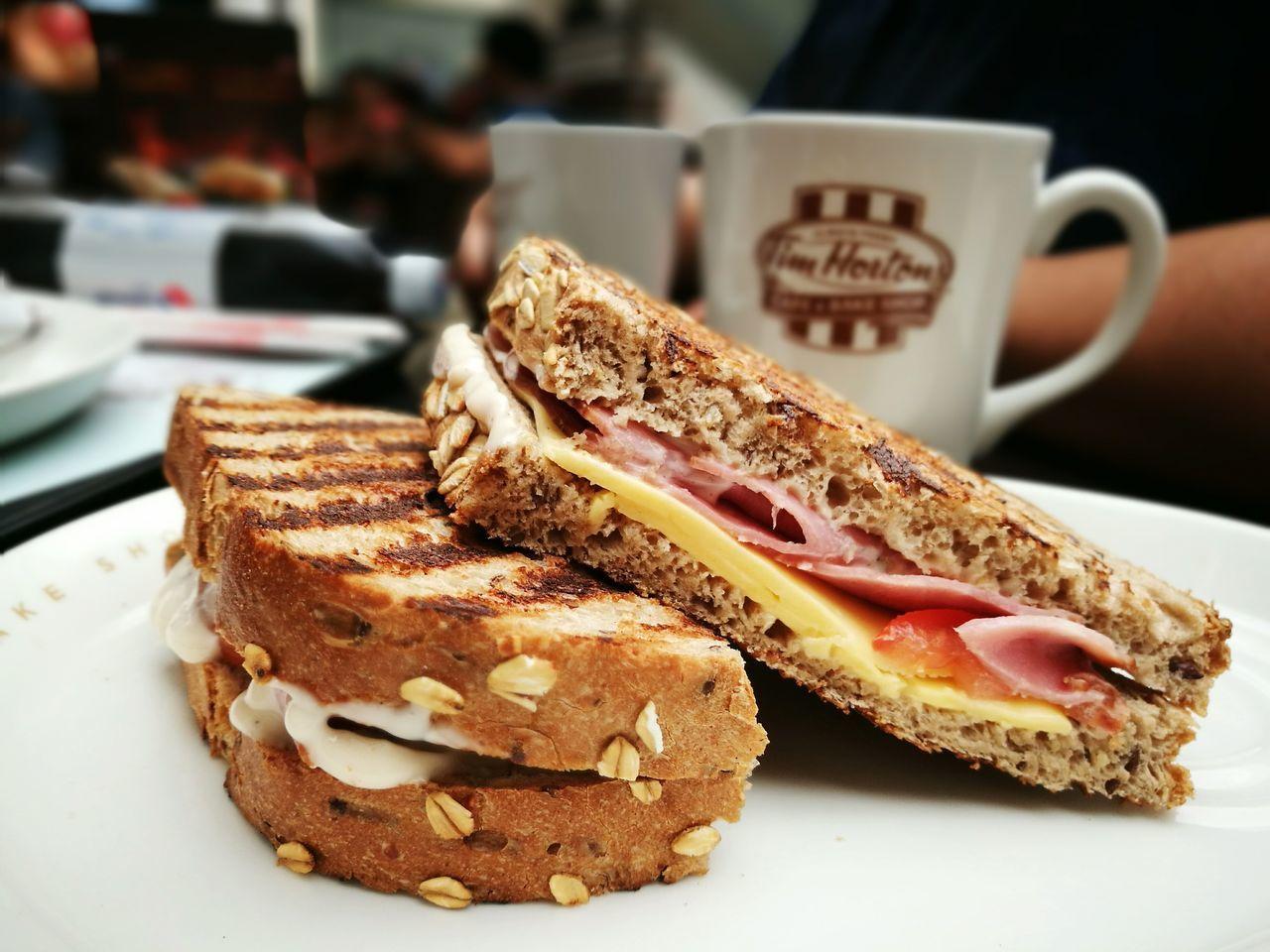 Timhortons Sandwich Breakfast Multigrain