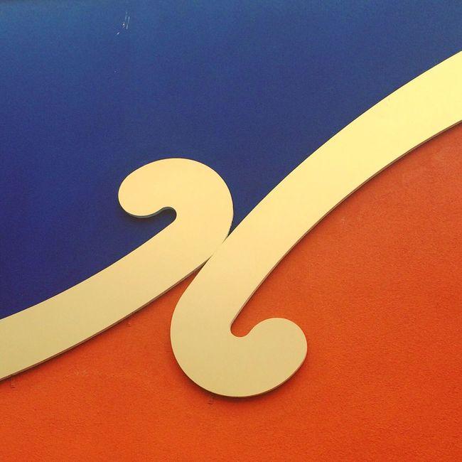 Coney Island Coney Island / Brooklyn NY Coneyisland details. Blue And Orange Blueandorange Orange And Blue Orangeandblue