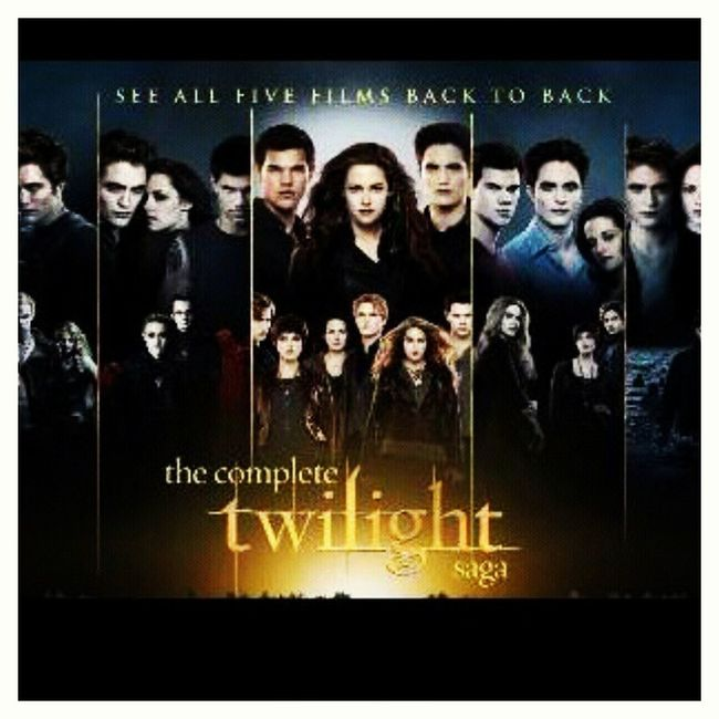 FaveMovie Twilight EdwardCullen BellaSwan