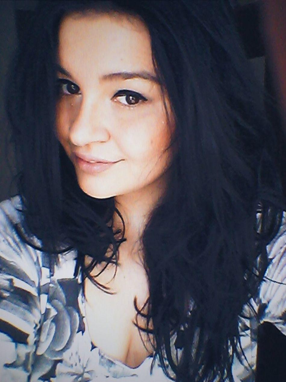 Relaxing Summer ☀ Self Portrait Selfie ✌