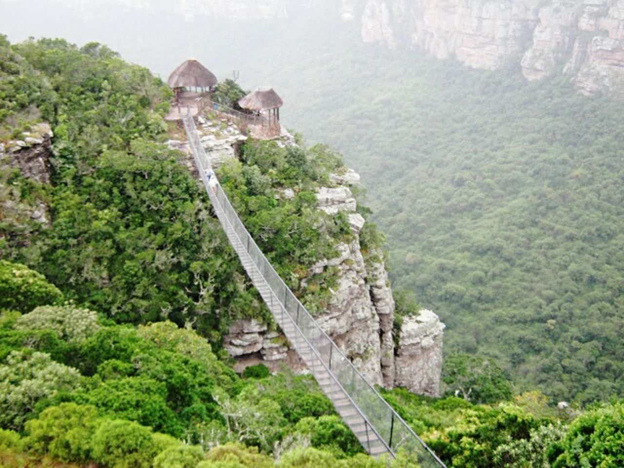 Photography Beauty In Nature Oribi Georg Nature Reserve Scenic View Oribi Gorge South Africa Nature Travel Destinations Green Color Bridge The Great Outdoors - 2017 EyeEm Awards