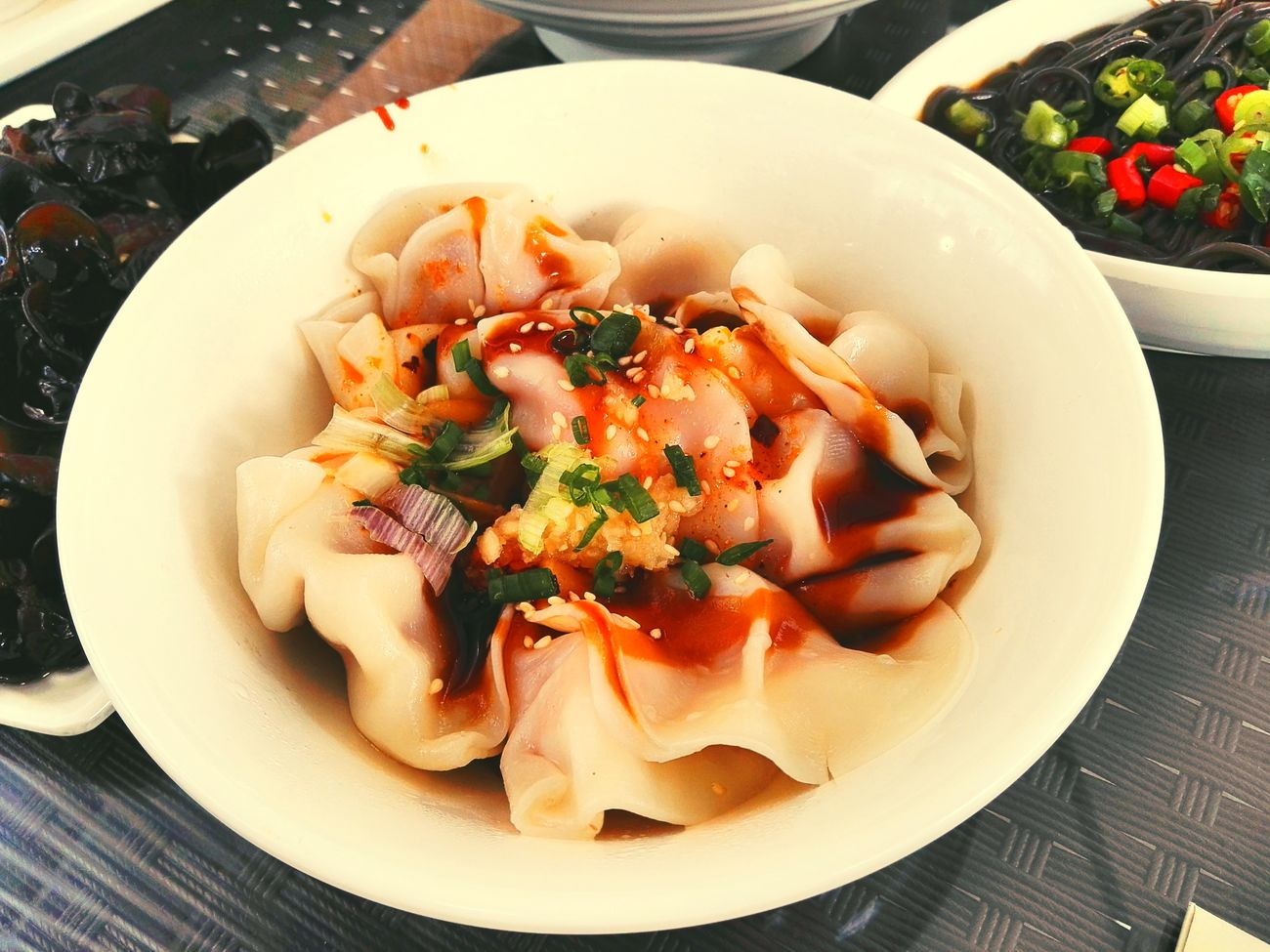 Show Us Your Takeaway! a Chinese Food Named Dumplings Check This Out