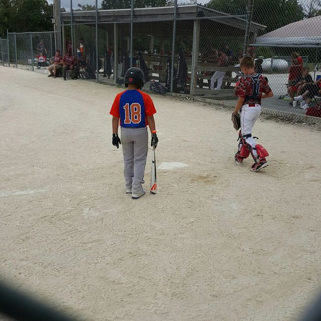 Last game of the season. Baseball ⚾ Dedication Future Cardinal