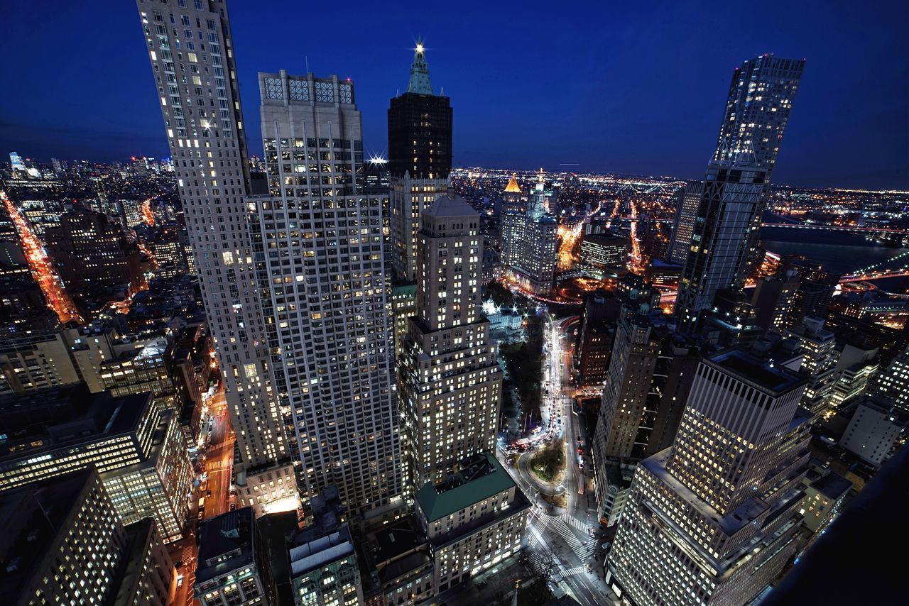 Skyscraper Architecture City New York Fidi Financial District  Cityscape My Year My View