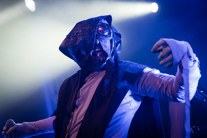 Alternative Music Arts Culture And Entertainment Concert Electronic Music Shots Horror Horror Show Indoors  Industrial Industrial Music Kraken Live Music Night Performance Rock N Roll Rock'n'Roll Singer  Skinny Puppy Stage Costume