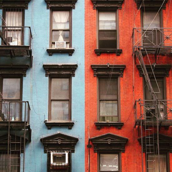 NYC Manhattan UES Ilovenyc Architecture Fire Escape Wanderlust