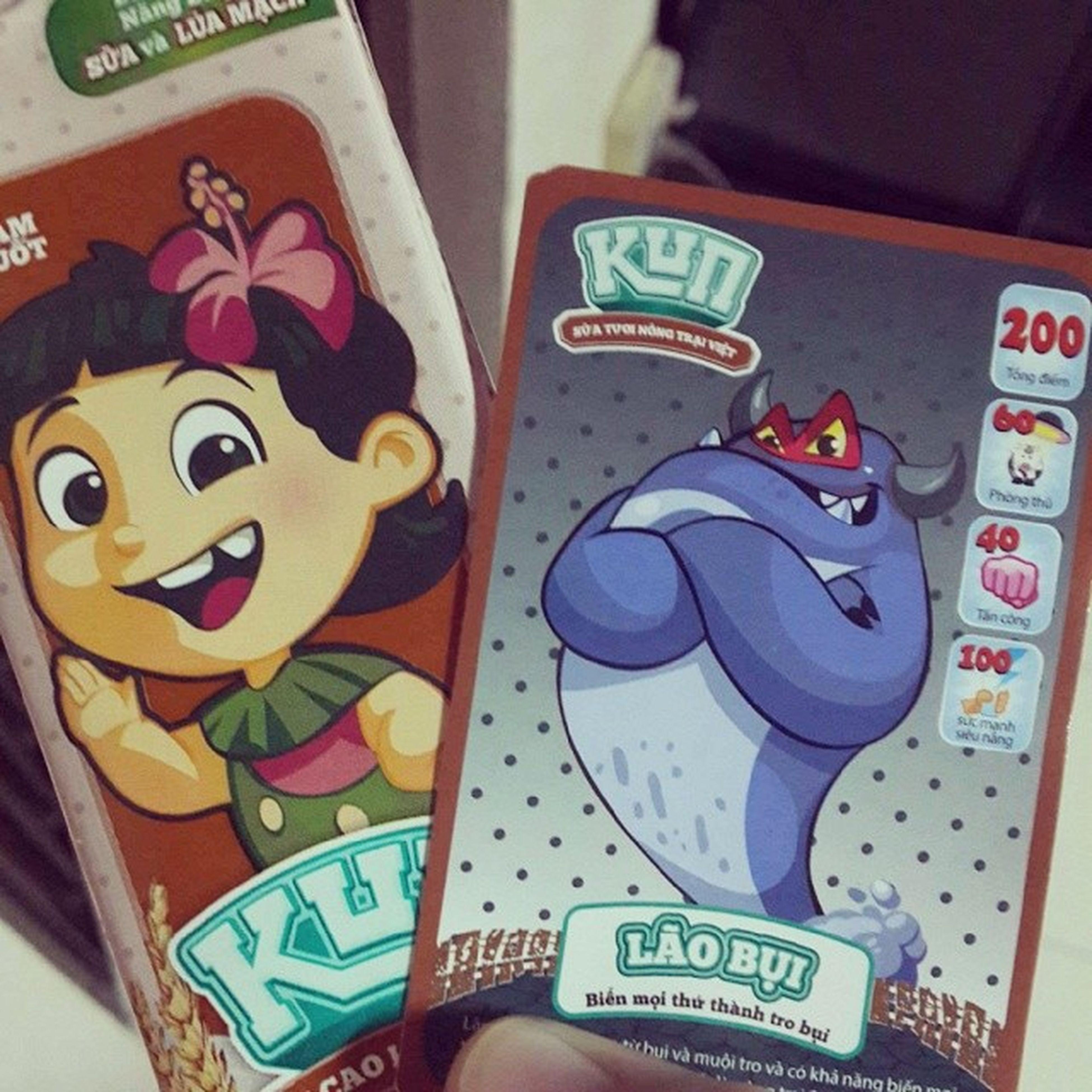 Thấy hộp dth mua về uống thử :))) Kun Cacao Loveinfarm