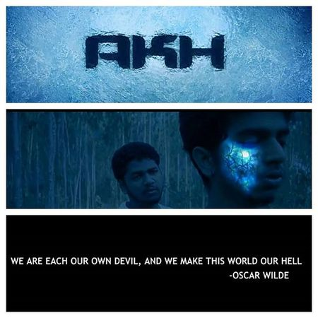 """Our new short film, """"AKH"""" Click the link below to watch it. :) https://youtu.be/8_zXYH56XlQ ShortFilm Psychological Thriller MOVIE Prvphotography Prv"""