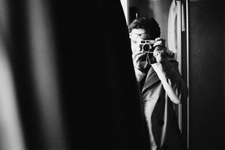 With my canonet, perfect for street. Lyon, France, 2013. Blackandwhite Canonetql17 Kodak Tri-X 400 Streetphotography Portrait Autoportrait First Eyeem Photo