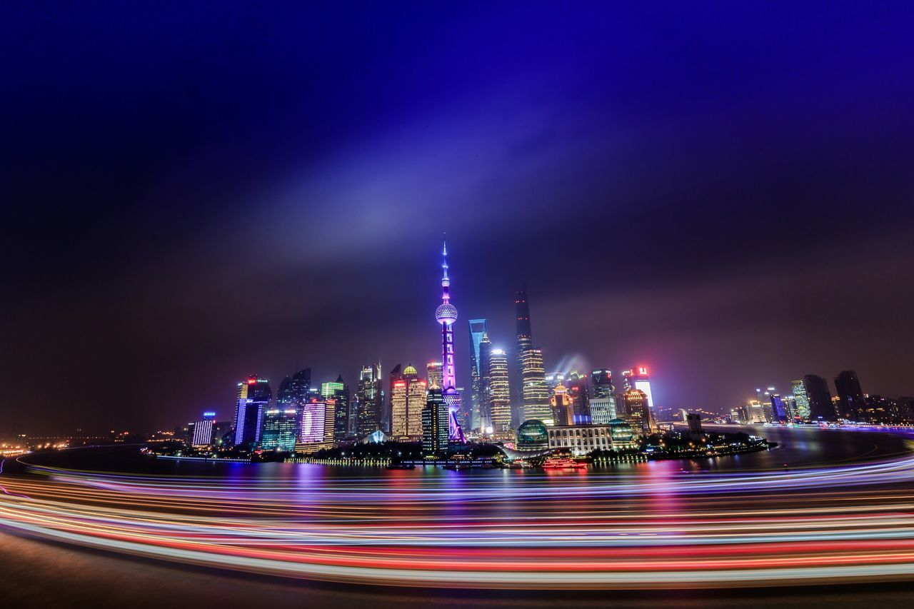 Beautiful stock photos of shanghai, Architecture, Building Exterior, Built Structure, City