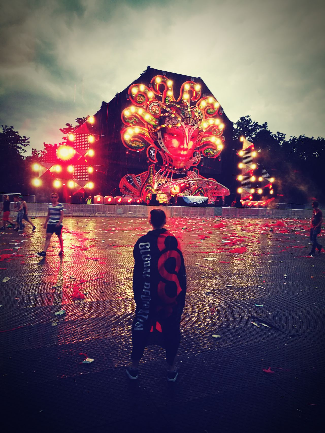 Coone Worldclubdome Worldclubdome2016 QDance Hardstyle Coone Djcoone Pictureoftheday BelgianGirl