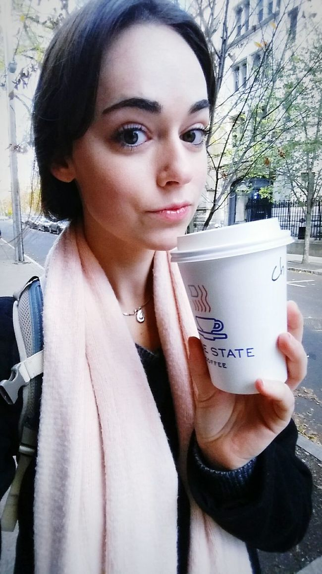 That's Me Hello World Taking Photos Enjoying Life Hi! Walking Photographer New Haven Selfie✌ Coffee Break