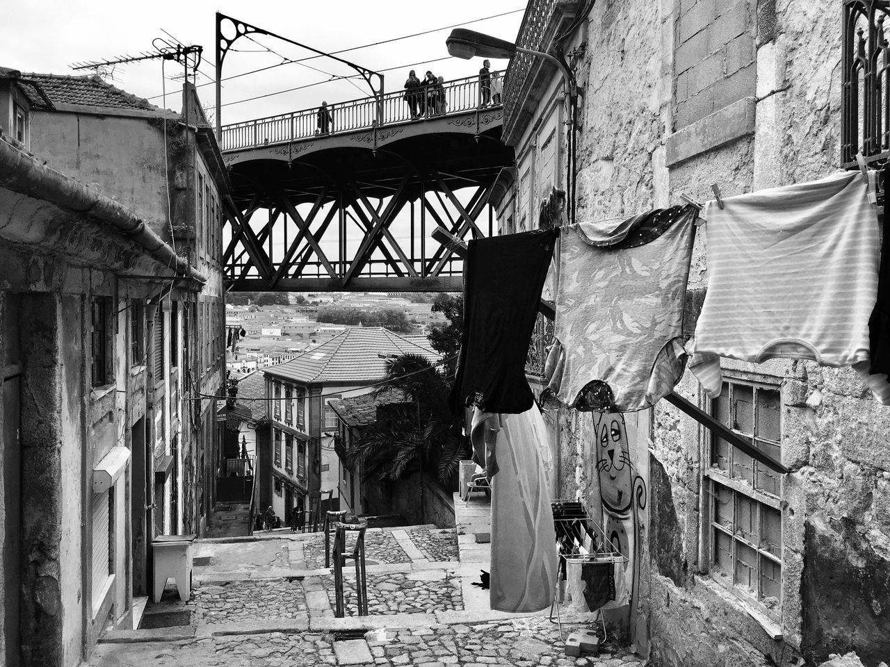 Live For The Story Porto in the summer Portugal Black And White Douro  A Place. Near Ribeira In May 2017 With 36 Graus Of Temperature Of The Air. Os The Beginning Of Summer. Come To Porto The Best Place For Hollidays For The 3 Time winning of the best place 2017