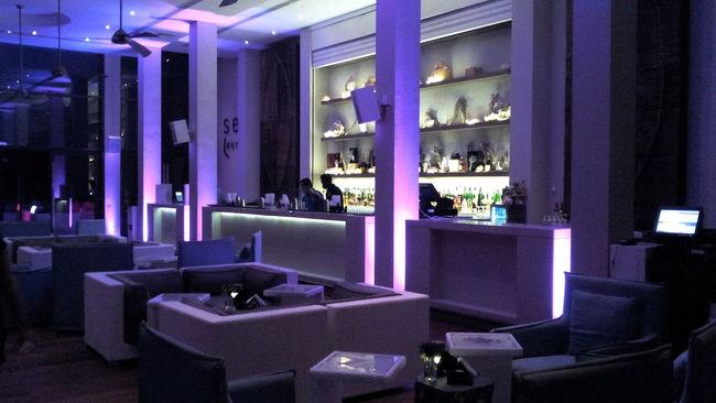 Abudhabi Club Clubhouse Drinks Lounge Loungebar Montecarlobeachclub Night Nightphotography Restaurant