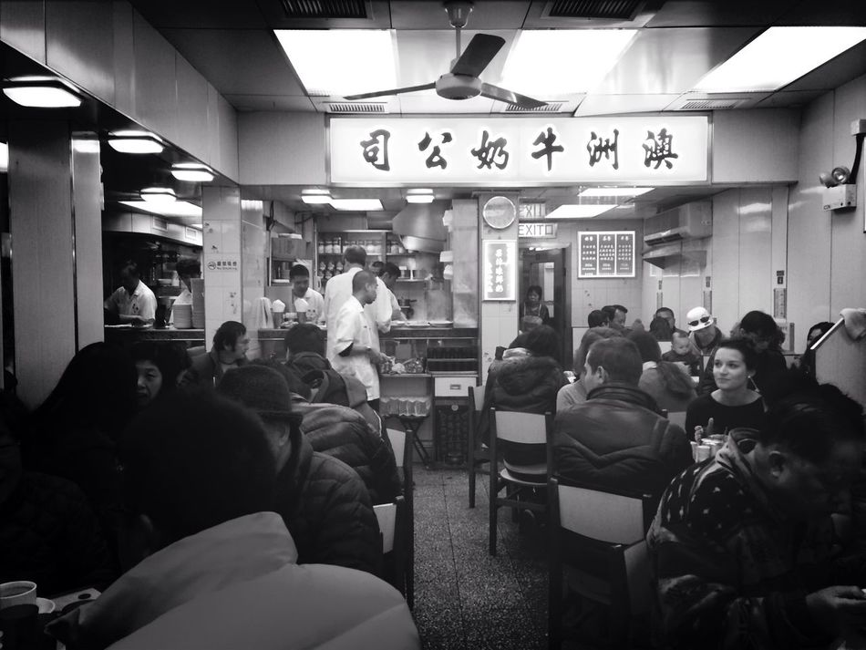 the Hong Kong cha chan ting experience. Felt like Tetris blocks waiting to be fitted into the perfect space Breakfast Traveling