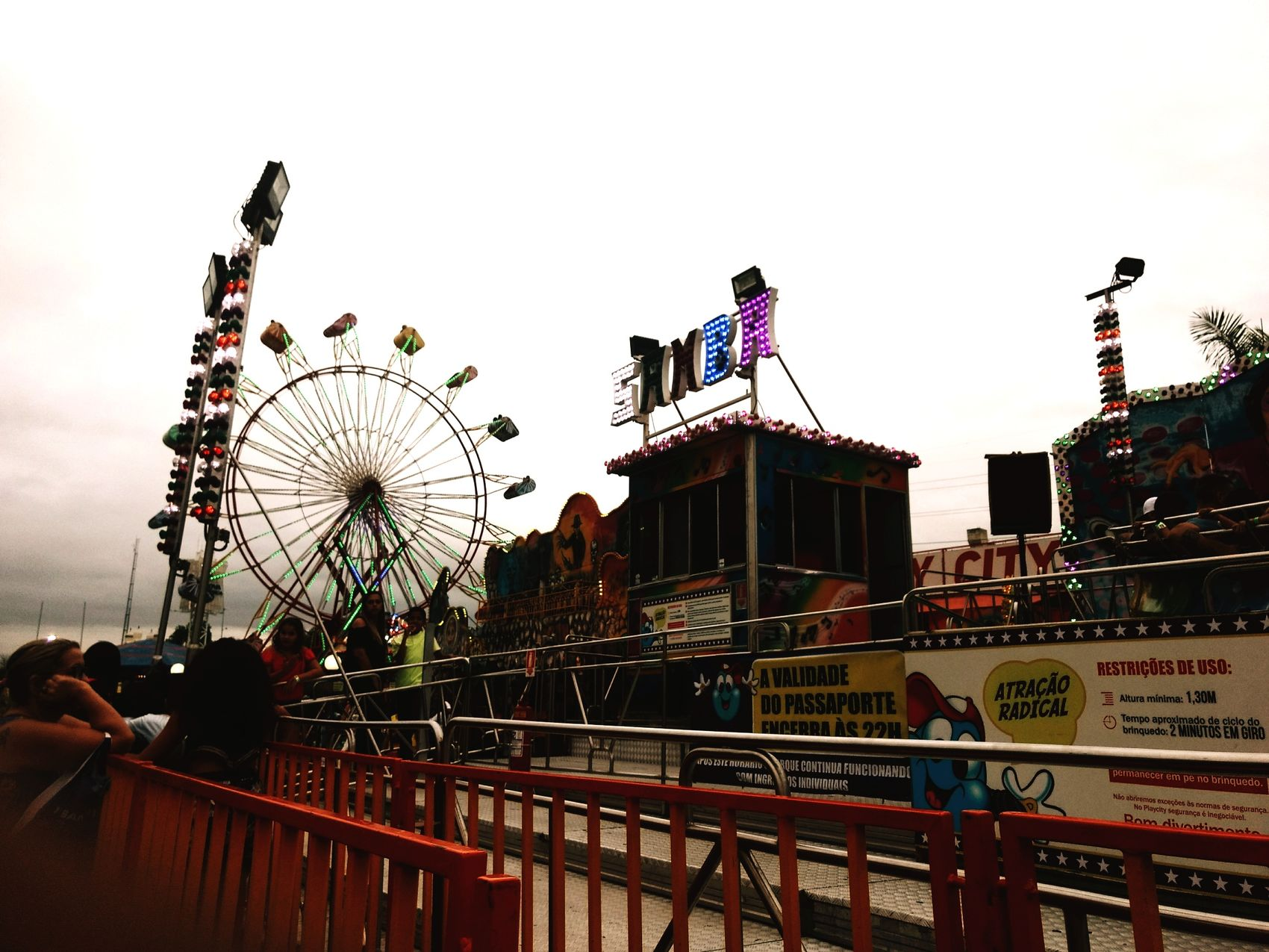 Samba La Bamba Park Happy Place Happy Fun Amusement Park Arts Culture And Entertainment Ferris Wheel Amusement Park Ride Rollercoaster Travel Destinations Night