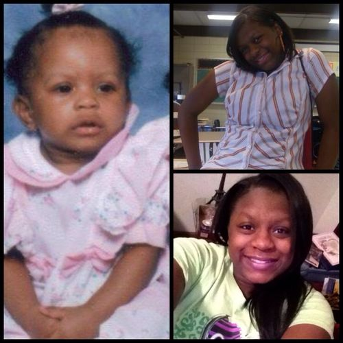 Me then and now #cute
