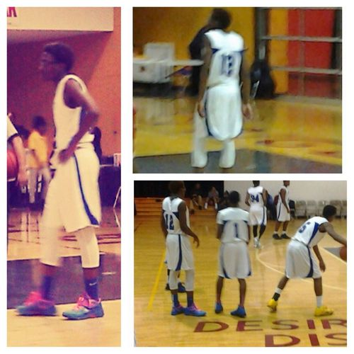Game Last Night Even Tho We Didnt Get The W I Still Love My Team To Death #senatorBasketball